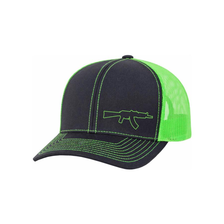 Krink Lid (Neon Green/Black)