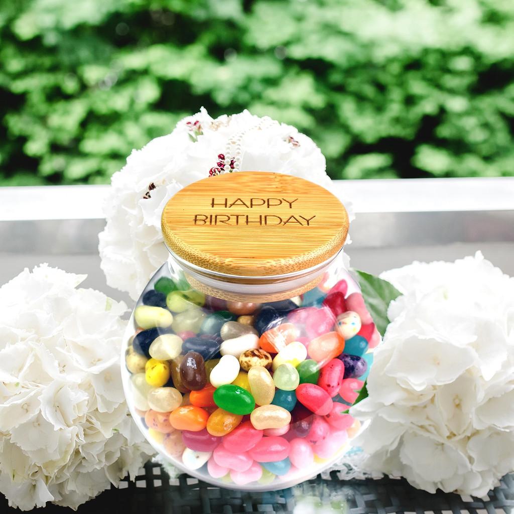 Gift Jar, Greeting Jar, Gratitude Jar