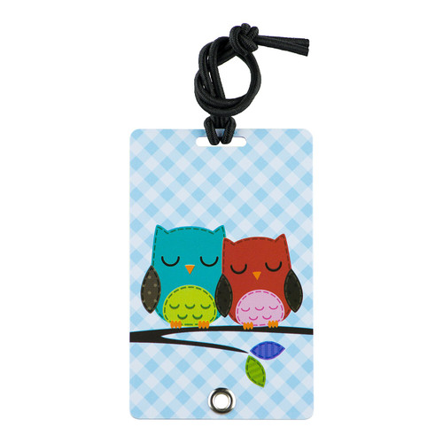 YaYtag - Secure and durable luggage ID tag
