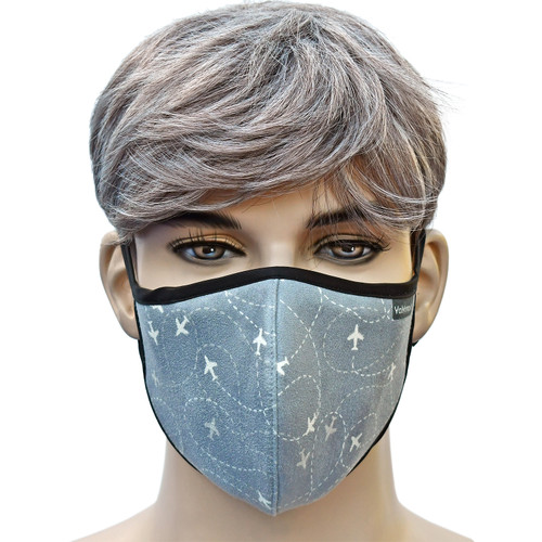 YaYmask - Cloth Face Mask Front View