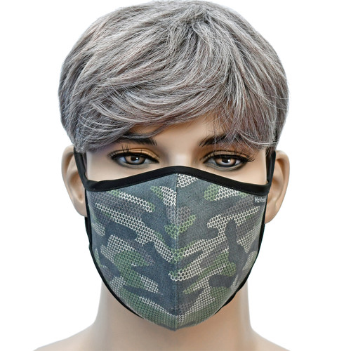 YaYmask - Grunt Design Cloth Face Mask Front View