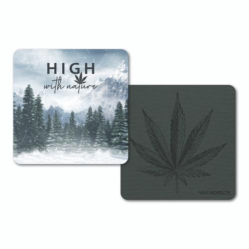 Cannabis Coasters