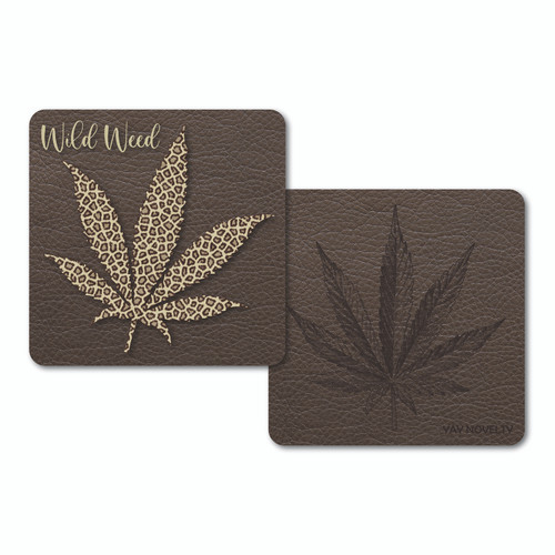 Cannabis Coasters