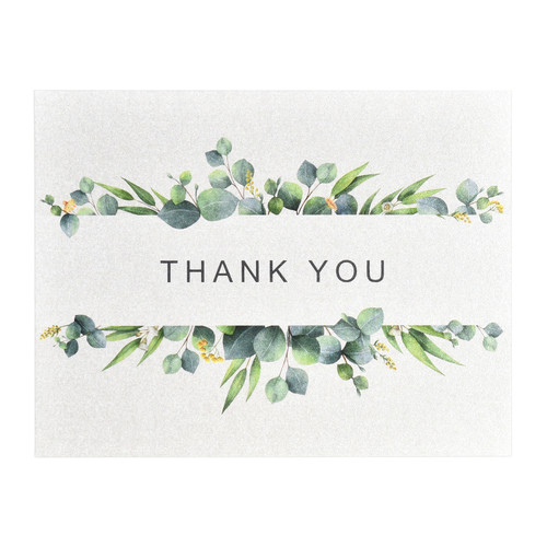 Elegant Greeting Cards - Thank You Cards