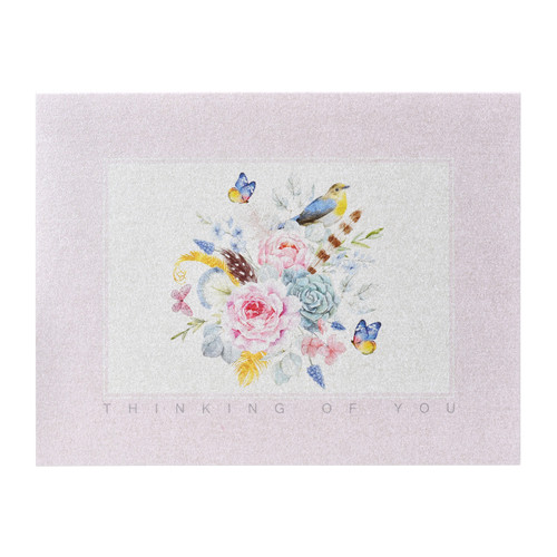 Elegant Greeting Cards - Thinking of You Cards