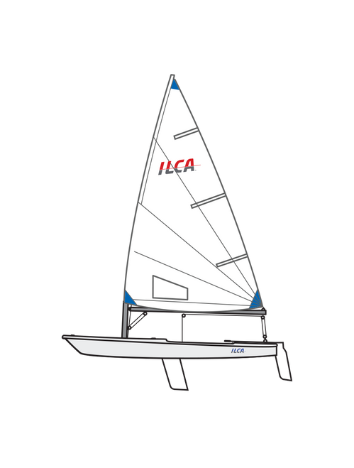 Class-Legal ILCA Dinghy, Club Package