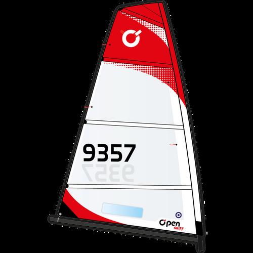O'Pen Skiff Sail 4,5 Dacron