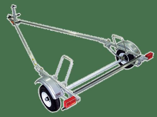 Trailex Single Ultra Light Duty Carrier for ILCA Dinghy/ Laser® (SUT-250L)