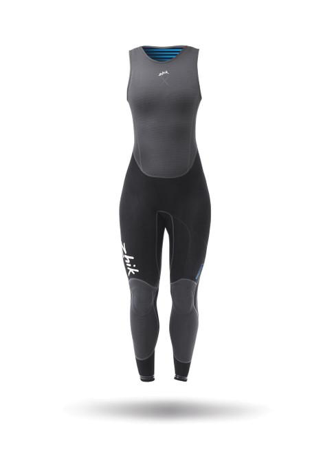Women's Microfleece Skiff Suit