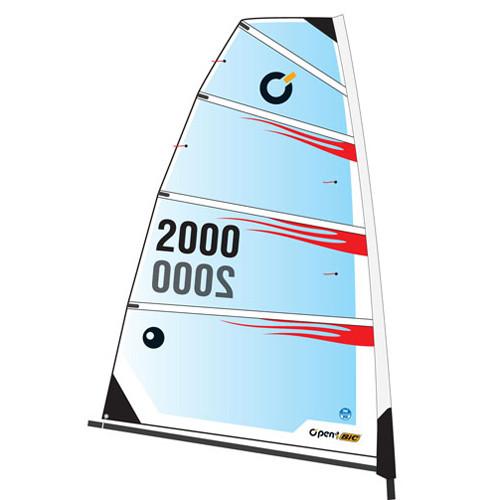 O'pen Skiff Sail 4.5- Race