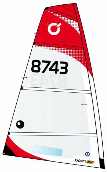 3.8m2 Training Sail - Dacron