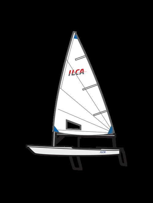 ILCA/ Laser Carbon Upgrade