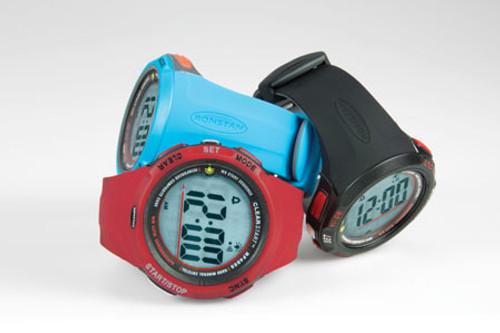 RONSTAN RF4055 CLEARSTART™ 50MM SAILING WATCH - RED/GREY
