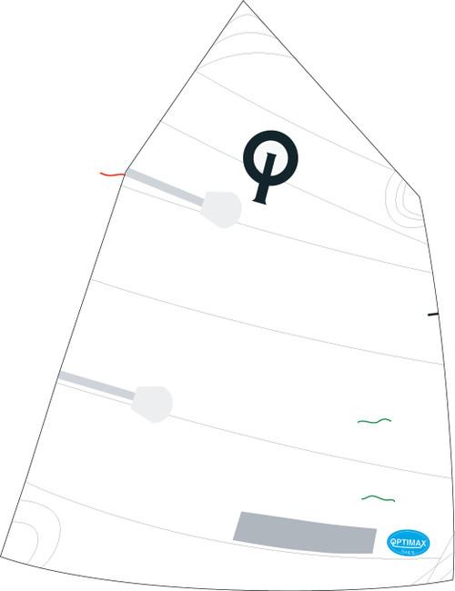 Optimax Racing Sail