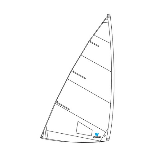 ILCA Dinghy/ Laser® 4.7 Training Sail