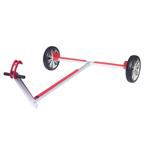 Optimist Dolly with Optiflex Wheels