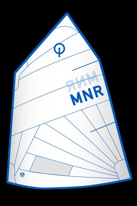 North MNR Bi-Radial Mainsail