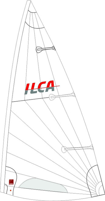 Neil Pryde ILCA Standard MKII Sail