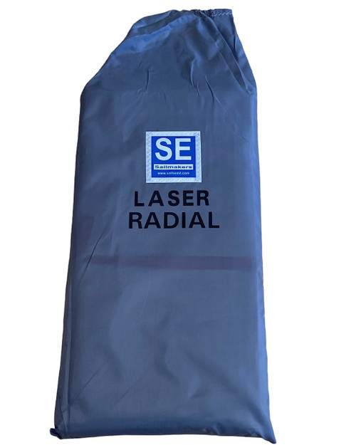 Radial cut practice sail for ILCA Dinghy/ Laser®