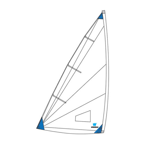 Training/School sail for Radial Laser®/ILCA Dinghy