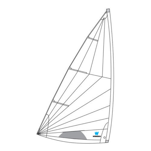 Training / School MK2 sail for Standard Laser®/ICLA Dinghy
