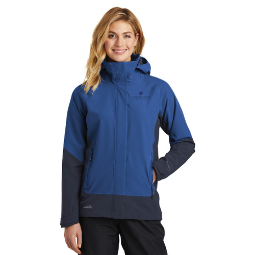 (Custom) Hornblower Eddie Bauer ®  WeatherEdge ® Jacket - Ladies