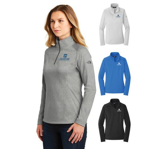 (Custom) Chesapeake Ladies The North Face® Tech 1/4-Zip Fleece