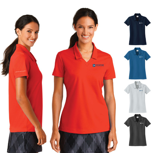 (Custom) Chesapeake Ladies Nike Dri-FIT  Micro Pique Polo