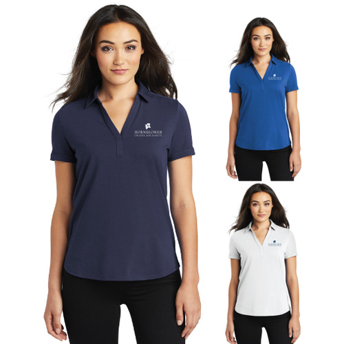 (Custom) Hornblower OGIO ® Limit Polo - Ladies