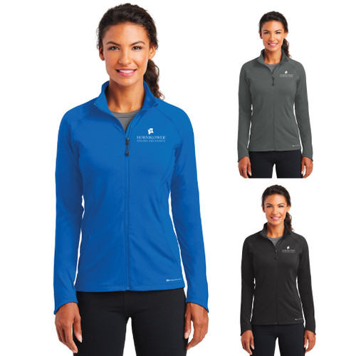 (Custom) Hornblower OGIO® ENDURANCE Radius 1/4-Zip - Ladies