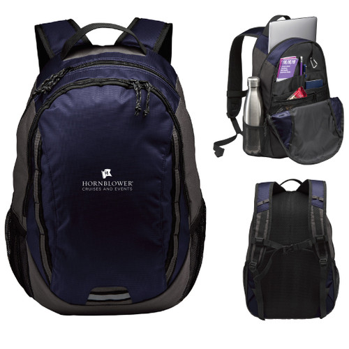 (Custom) Hornblower Port Authority ® Ridge Backpack