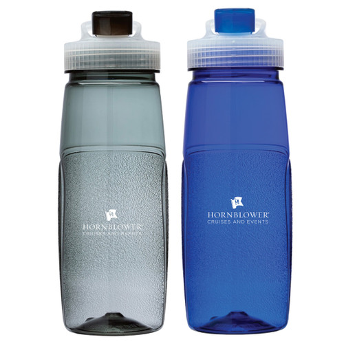 (Custom) Hornblower Zion 25 oz. PET Water Bottle
