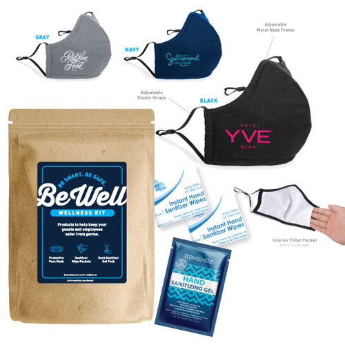 Be Well Deluxe Kit  - Low as $3.25 ea