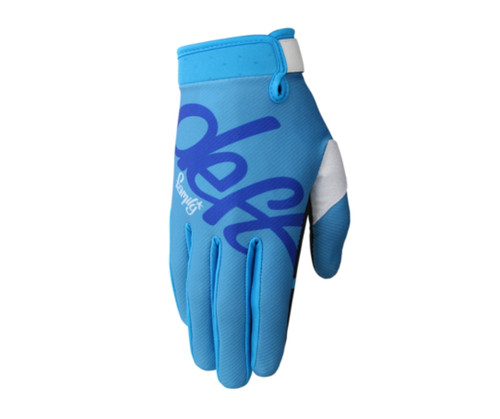 Made by riders for riders. Nate Adams Deft Family Gloves. MX, FMX, BMX, MTB