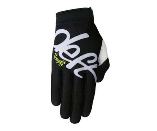 Made by riders for riders. Nate Adams. Deft Family Gloves. MX, FMX, MTB, BMX