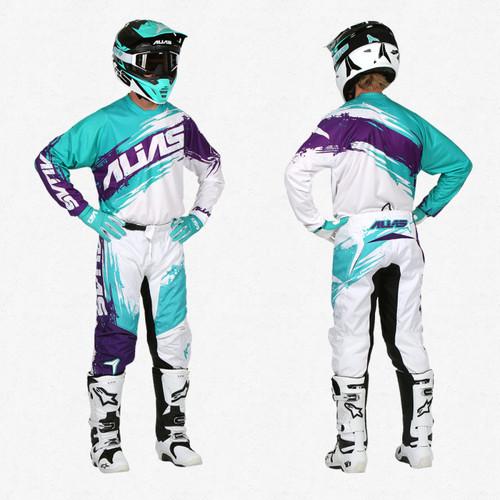 ALiAS MX A2 Jersey & Pant. MX, FMX, BMX, MTB