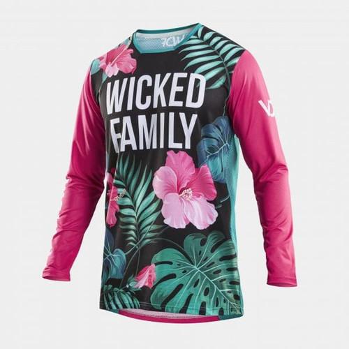 Wicked Family Race Jersey. MX, BMX, MTB, FMX