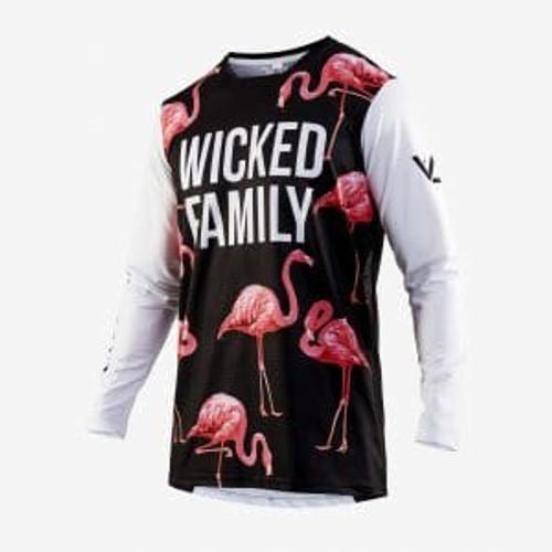 Wicked Family Race Jersey. BMX, MX, MTB, FMX