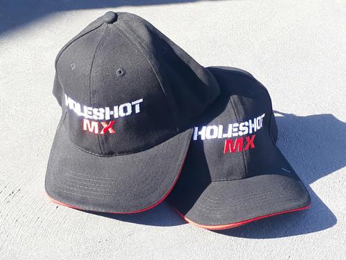 HoleshotMX Cap. MX, FMX, BMX, MTB.