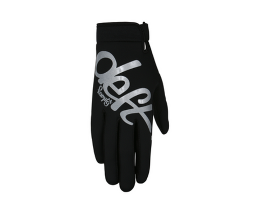 Made by riders for riders. Nate Adams. Deft Family Gloves. MX, FMX, BMX, MTB