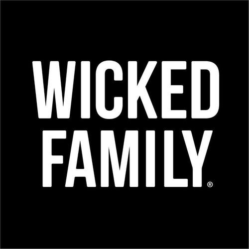 WICKED FAMILY LEMON JERSEY (BLACK)