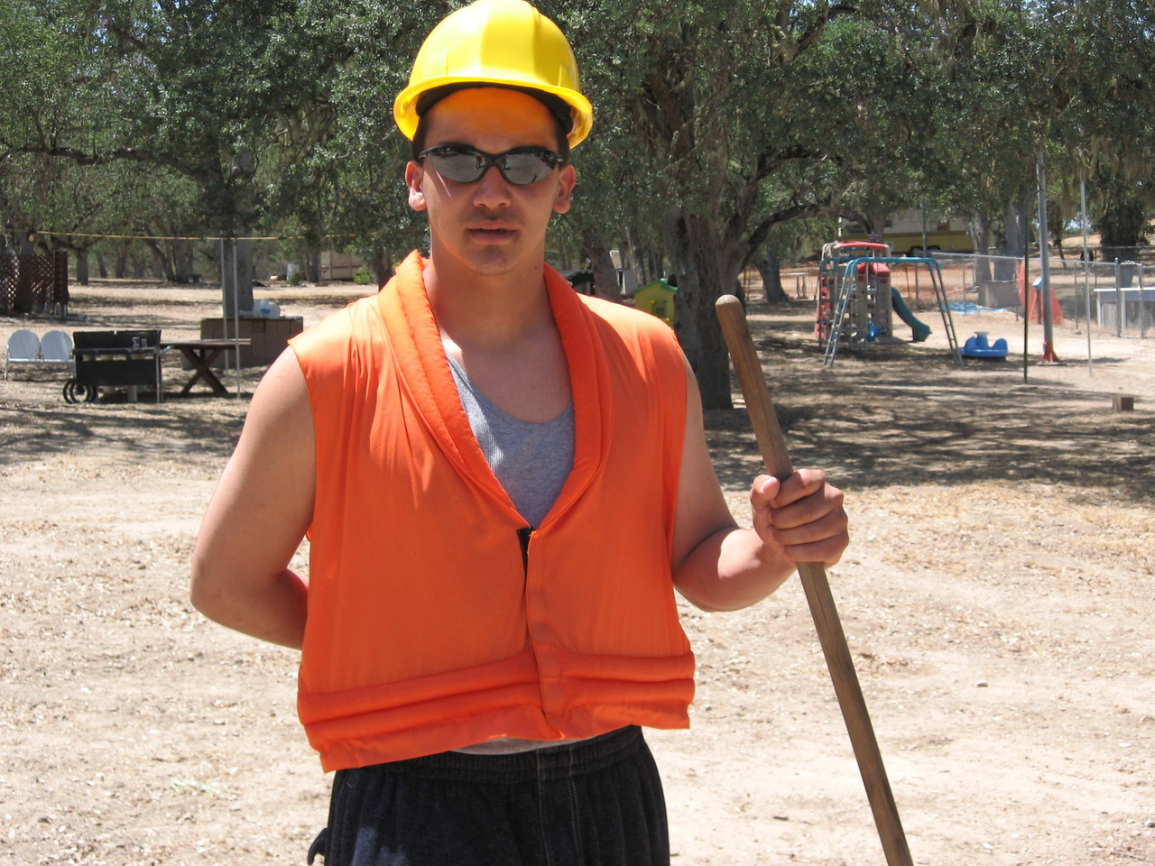 Safety includes loss-prevention, and cool vests help beat heat stress.
