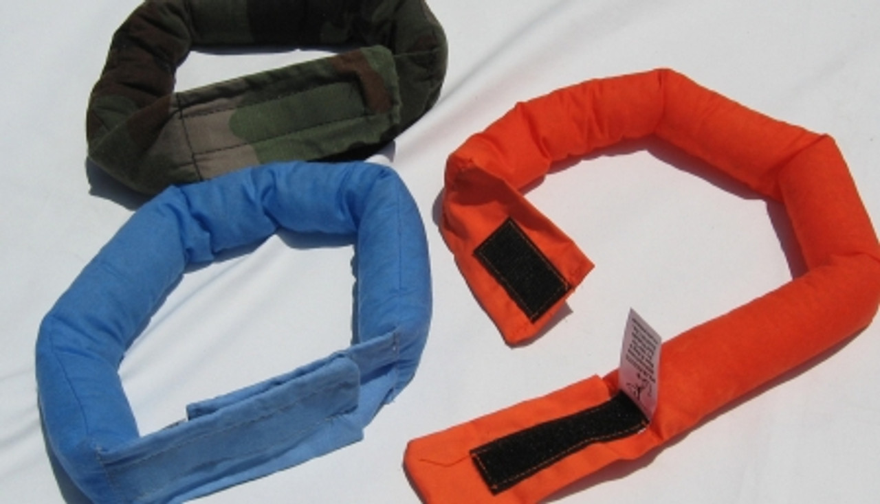 Polar Neck Wraps stay cool without ice or freezing!