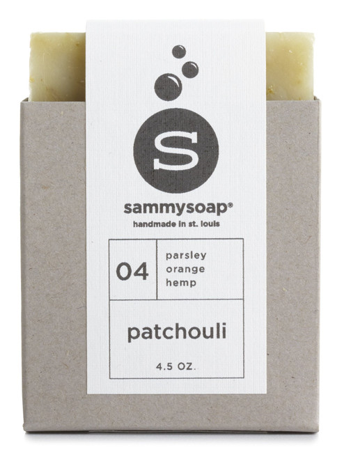 Patchuli Soap