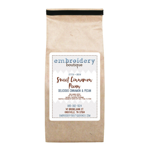 Sweet Cinnamon Pecan Coffee 1lb