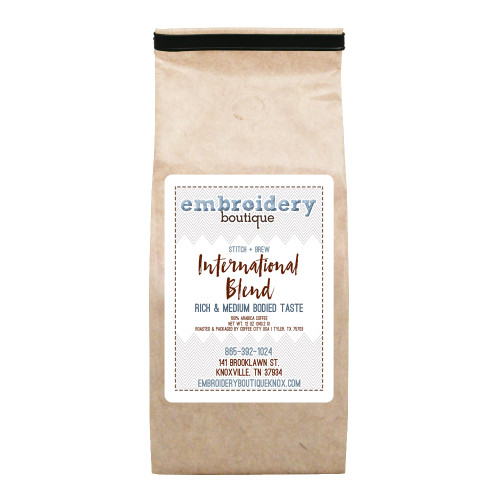International Blend Coffee 1lb
