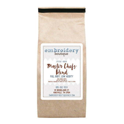 Master Chefs Blend Coffee 1lb