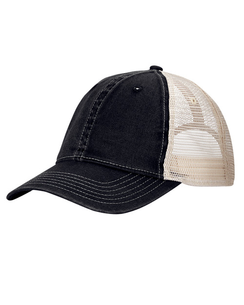 Unstructured Trucker's Cap