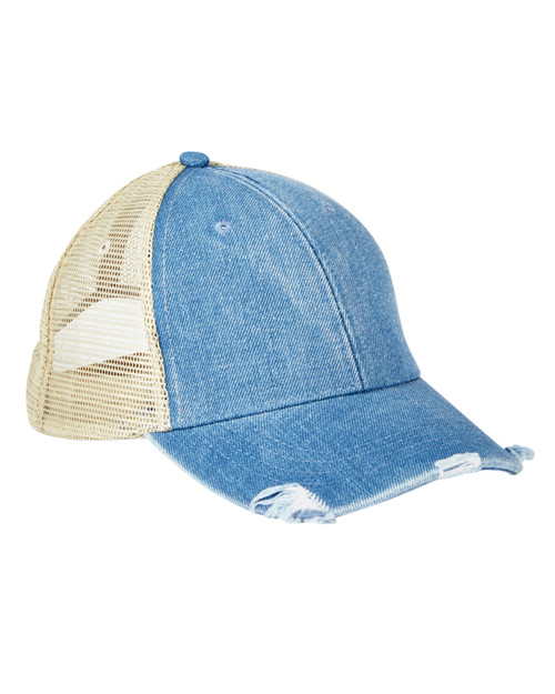 Distressed Ollie Cap