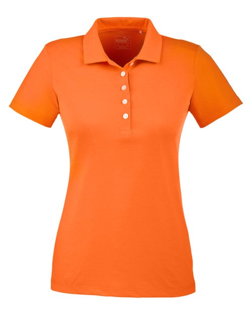 Custom Embroidered Ladies' Golf Fusion Polo